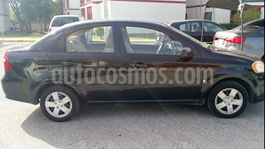 Foto venta Auto usado Pontiac G3 1.6L Paq C (2009) color Negro precio $70,000