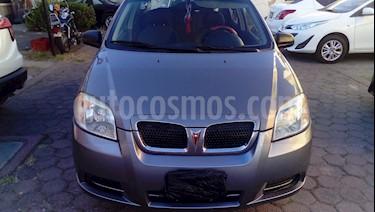 Foto venta Auto usado Pontiac G3 1.6L Paq D (2008) color Gris Urbano precio $59,000