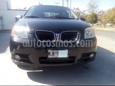 Foto venta Auto usado Pontiac G3 1.6L Paq E (2008) color Negro Perla precio $65,000