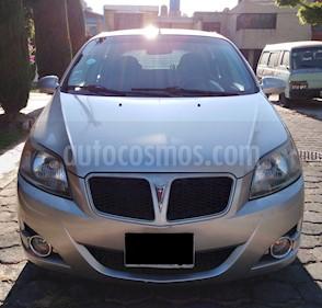 Pontiac G3 1.6L Paq F usado (2009) color Plata precio $73,500