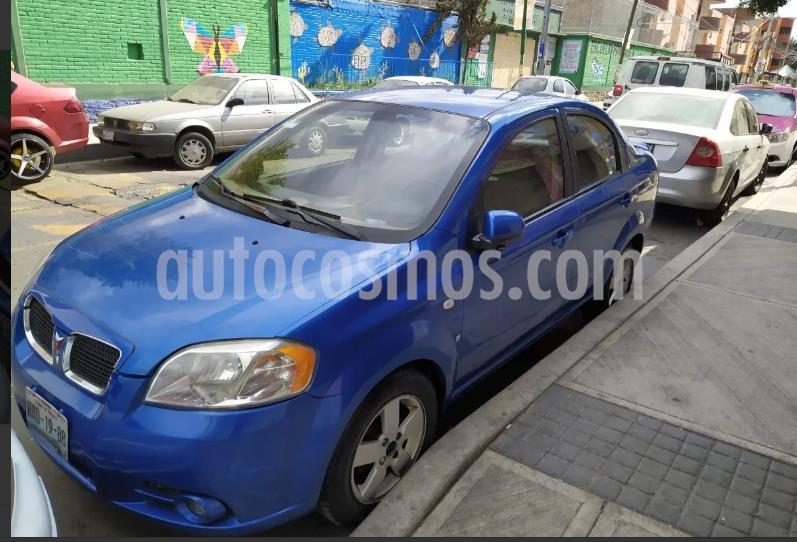 Pontiac G3 1.6L Paq F usado (2007) color Azul precio $56,999
