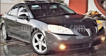 Pontiac G6 GTP Paq S usado (2006) color Gris precio $75,000