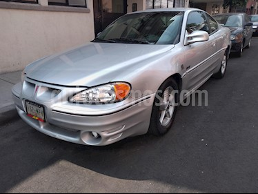 Pontiac Grand Am GT Coupe A usado (2001) color Gris Plata  precio $45,000