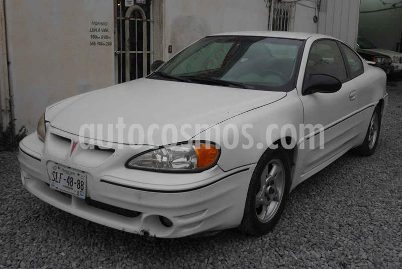 Pontiac Grand Am GT Coupe A usado (2003) color Blanco precio $45,000