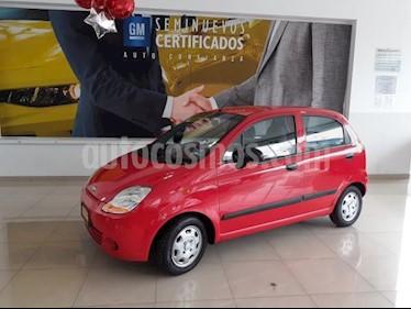 Foto Pontiac Matiz 5P HB LS TM5 usado (2015) color Rojo precio $85,900