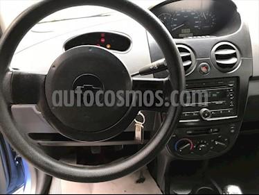 Foto venta Auto usado Pontiac Matiz 5p LS L4/1.0 Man A/A (2015) color Azul precio $89,000
