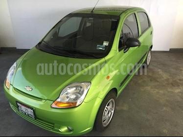 Foto venta Auto usado Pontiac Matiz 5p LS L4/1.0 Man A/A (2015) color Verde precio $90,000