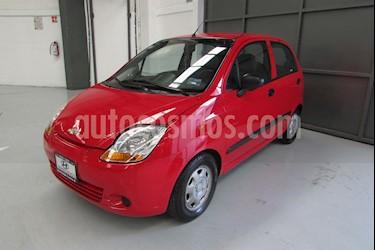 Foto venta Auto usado Pontiac Matiz 5p LS L4/1.0 Man (2015) color Rojo precio $87,000