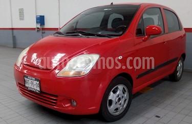 Foto venta Auto usado Pontiac Matiz 5p Man CD A/A (B) (2008) color Rojo precio $59,000