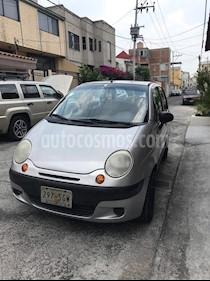 Foto venta Auto usado Pontiac Matiz A (2004) color Plata precio $34,000