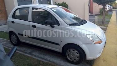 Foto venta Auto usado Pontiac Matiz A (2009) color Blanco precio $55,000