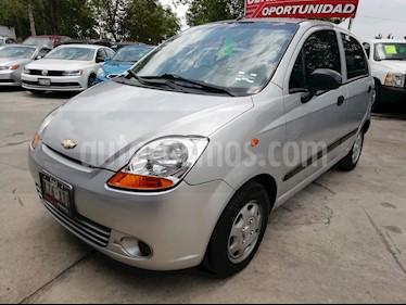 Foto venta Auto usado Pontiac Matiz B (2015) color Blanco precio $115,000