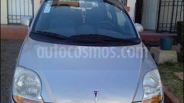Foto venta Auto usado Pontiac Matiz E (2009) color Gris precio $60,000