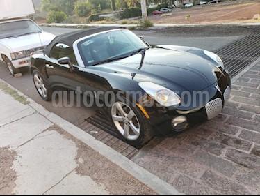 Pontiac Solstice Convertible Paq. G usado (2006) color Negro precio $114,000