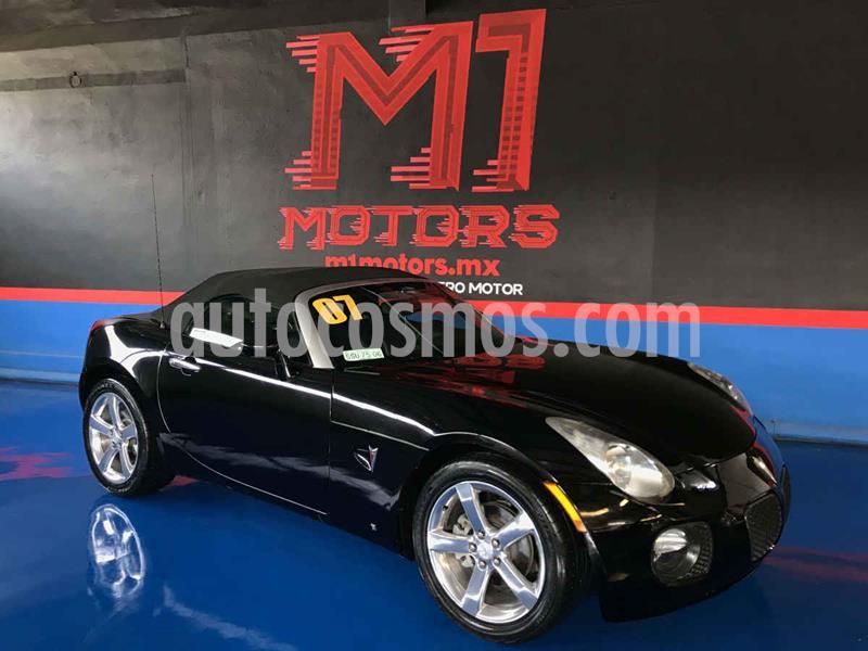 Pontiac Solstice GXP Coupe usado (2007) color Negro precio $145,000