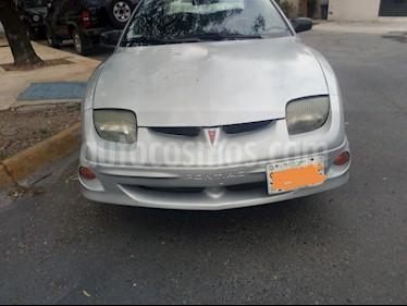 Foto venta Auto usado Pontiac Sunfire 2P A (2000) color Plata precio $27,000
