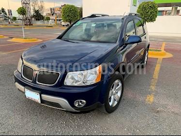 Pontiac Torrent 3.4L Paq. F usado (2008) color Azul precio $89,000