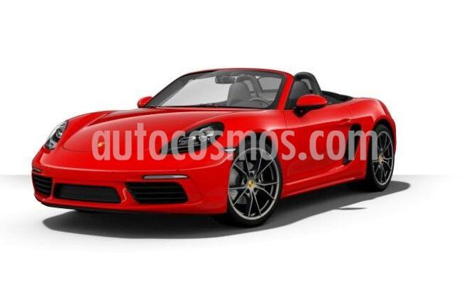 Porsche 718 Boxster 2.0L usado (2020) color Rojo precio $1,471,740