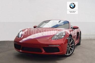 Foto venta Auto usado Porsche 718 Boxster S (2018) color Rojo precio $1,350,000