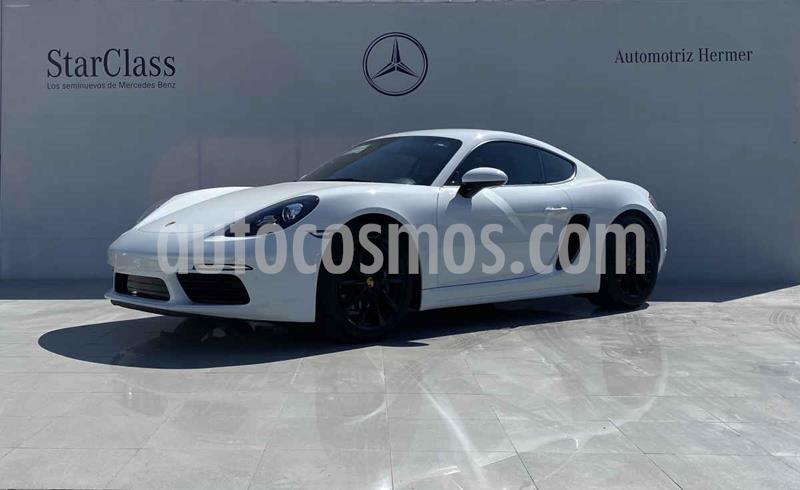 Porsche 718 Cayman 2.0L PDK usado (2019) color Blanco precio $1,299,900