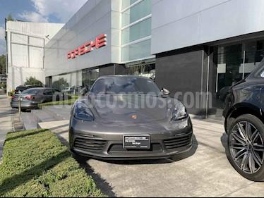 Foto venta Auto usado Porsche 718 Cayman S (2017) color Gris precio $1,180,000