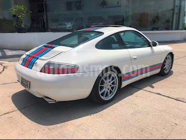 Foto Porsche 911 Carrera 4 usado (2001) color Blanco Carrara precio $590,000