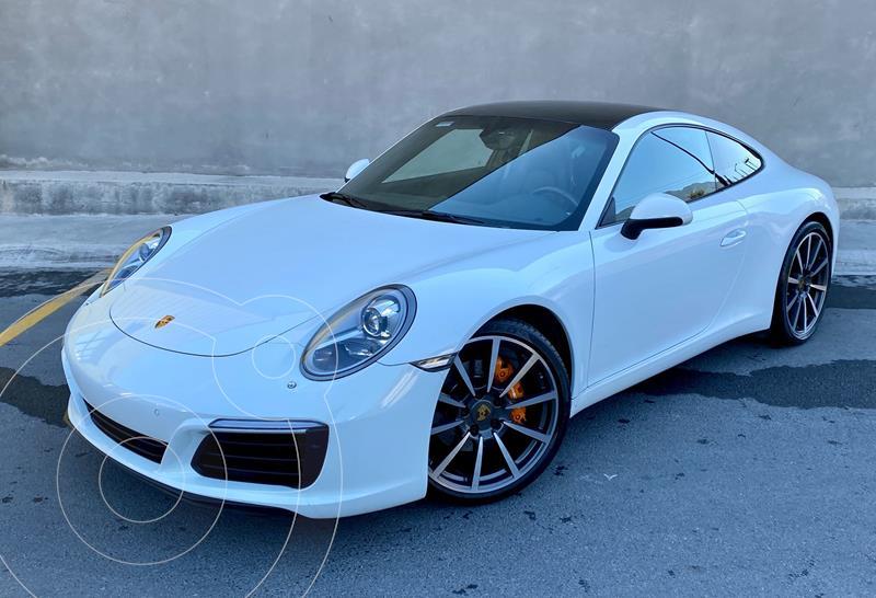 Porsche 911 Carrera Coupe PDK usado (2017) color Blanco precio $1,480,000