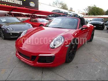 Porsche 911 Carrera Targa 4S PDK usado (2018) color Rojo precio $2,250,000