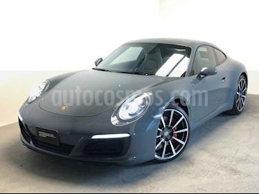 Porsche 911 Carrera S usado (2017) color Azul precio $1,560,000
