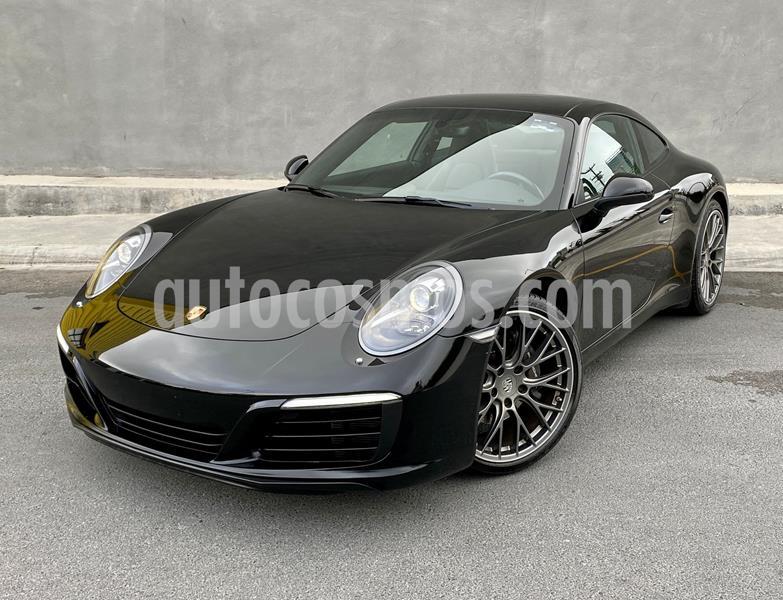 Porsche 911 Carrera Coupe PDK usado (2018) color Negro precio $1,580,000
