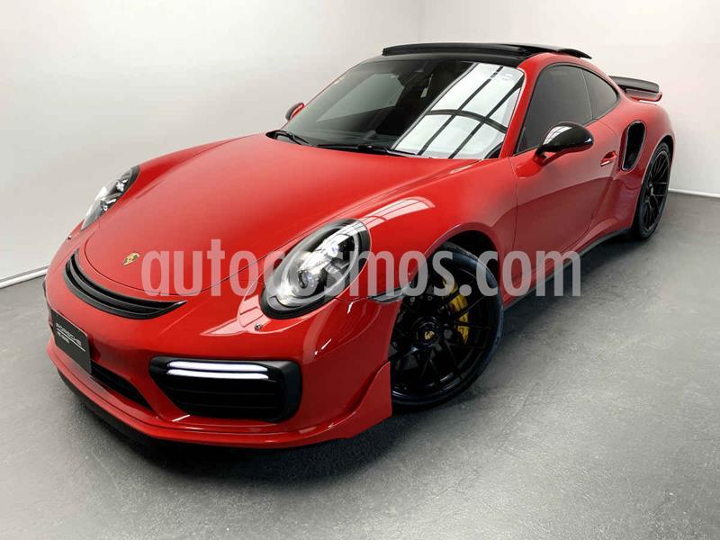 Porsche 911 Carrera Version usado (2017) color Rojo precio $2,700,000
