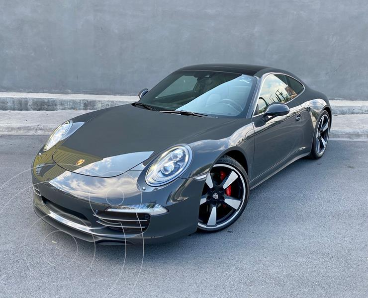 Porsche 911 Carrera S Coupe PDK usado (2014) color Gris Oscuro precio $3,200,000