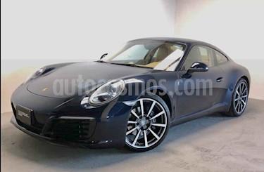 Porsche 911 Carrera Coupe usado (2017) color Azul precio $1,450,000