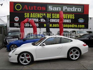 Porsche 911 Carrera S Coupe Tiptronic usado (2008) color Blanco precio $808,000