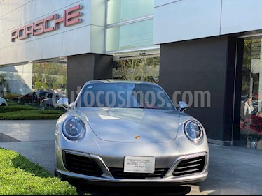 Foto Porsche 911 Carrera S Coupe PDK usado (2017) color Plata precio $1,750,000