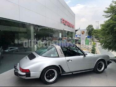 Foto venta Auto usado Porsche 911 Targa Manual (1980) color Plata precio $1,690,000