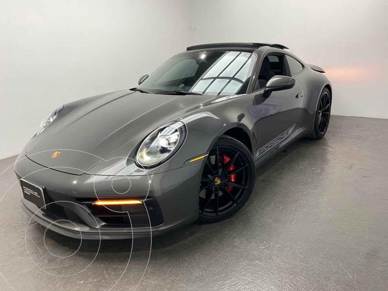 Foto Porsche 911 Targa S Coupe PDK usado (2020) color Gris precio $2,450,000