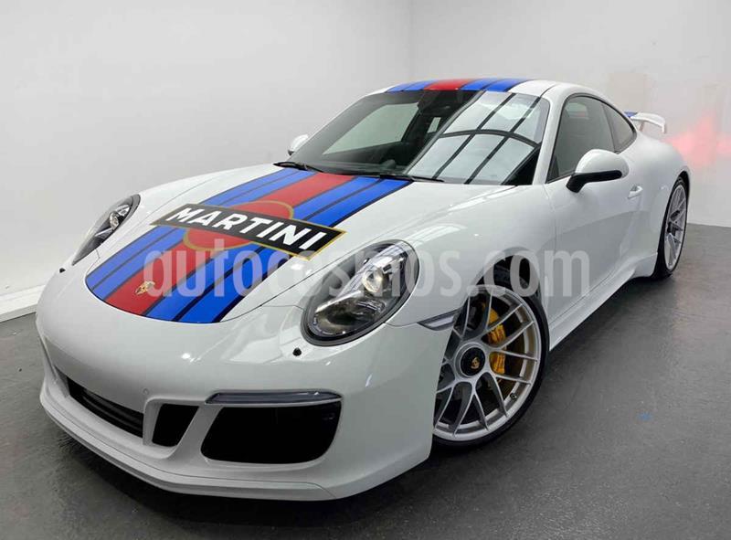 Porsche 911 Targa Coupe GTS usado (2018) color Blanco precio $2,250,000