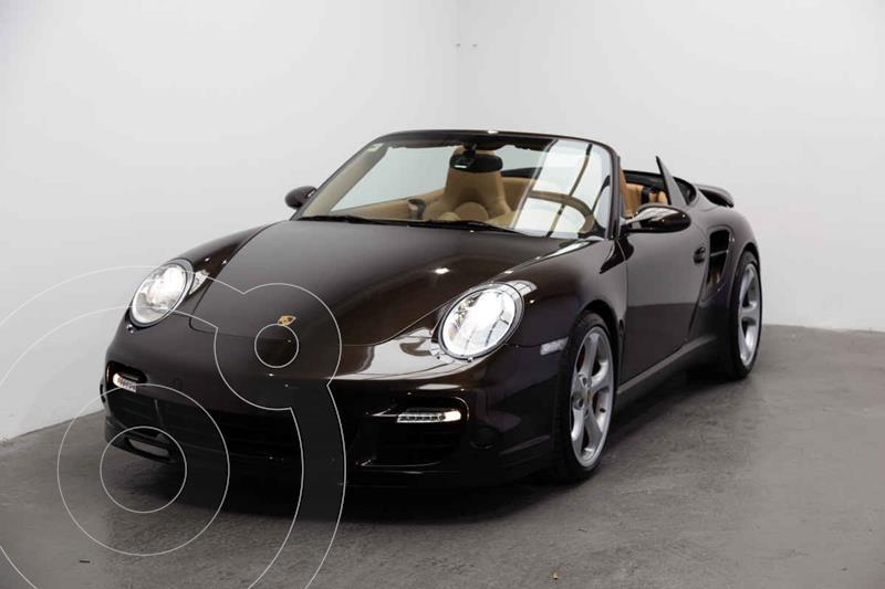 Porsche 911 Targa Cabriolet usado (2008) color Marron precio $1,450,000