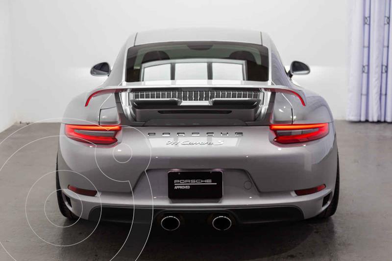 Foto Porsche 911 Targa S Coupe PDK usado (2017) color Plata precio $1,750,000