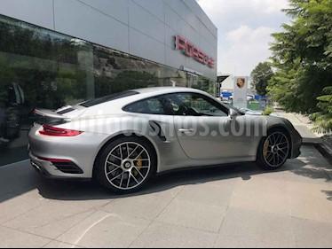 Foto Porsche 911 Turbo Coupe PDK usado (2017) color Plata precio $2,650,000