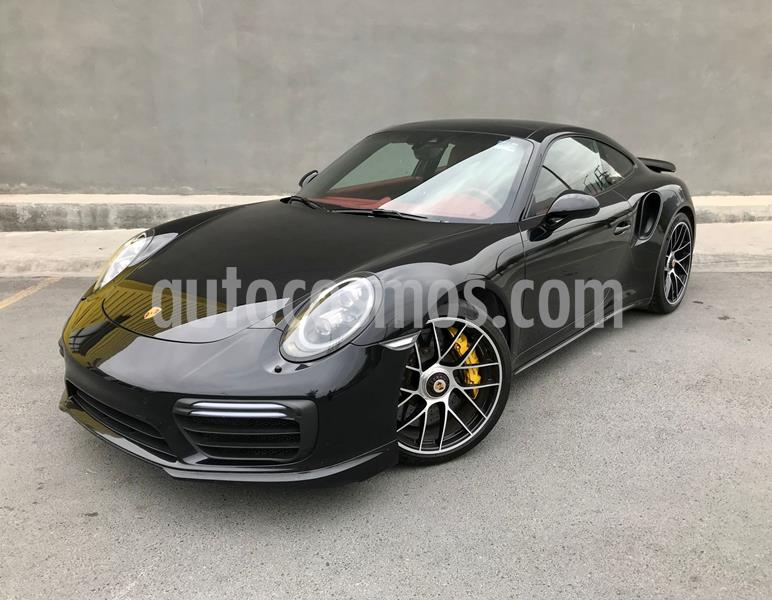 Porsche 911 Turbo Coupe S usado (2017) color Negro precio $2,250,000