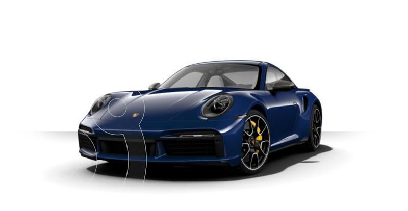 Foto Porsche 911 Turbo Coupe S  nuevo color Azul precio $4,329,081