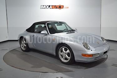 Porsche 911 Cabriolet usado (1995) color Gris precio u$s22.000.000