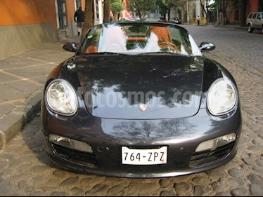 Porsche Boxster 2.7L Black Edition PDK usado (2008) color Negro precio $600,000