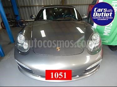 Porsche Boxster S 3.2 Roadster usado (2010) color Gris precio $18.690.000