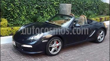 Porsche Boxster S 3.4L usado (2011) color Negro precio $625,000