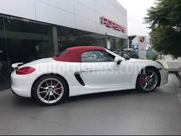 Foto Porsche Boxster S 3.4L PDK usado (2016) color Blanco precio $990,000