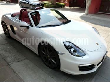 Foto venta Auto usado Porsche Boxster S 3.4L PDK (2013) color Blanco precio $890,000