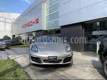 Foto Porsche Boxster S 3.4L usado (2013) color Plata precio $760,000